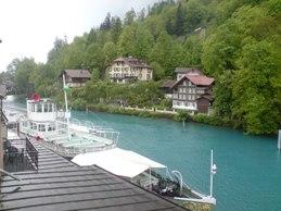 Utsikt från rum Hotel Du Lac